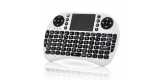 MINI TECLADO INALÁMBRICO NETMAK NM-KB980W