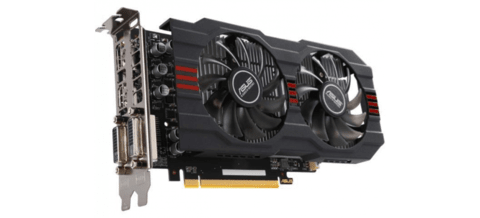PLACA DE VIDEO AMD RADEON R7 360 2GB GDDR5