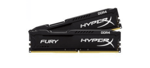 MEMORIA RAM DDR4 KINGSTON HYPER-X 4GB 2400