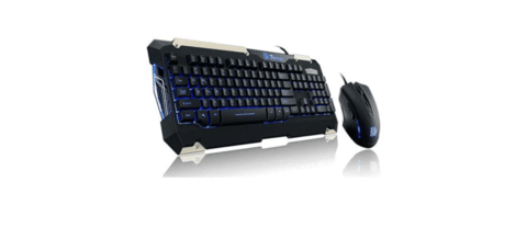 KIT TECLADO Y MOUSE THERMALTAKE COMMANDER