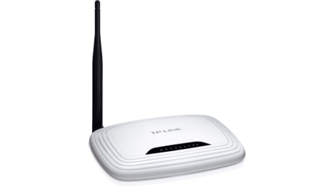 ROUTER WIRELESS TP-LINK TL-WR740N - comprar online