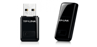 PLACA DE RED WIRELESS USB TP-LINK TL-WN823N