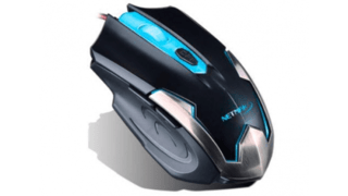 MOUSE USB NETMAK NM-ARMOR