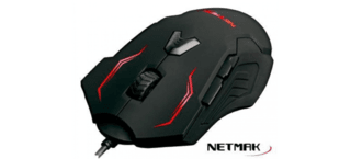 MOUSE USB NETMAK NM-RAZE