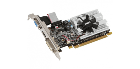 PLACA DE VIDEO AMD MSI R6451 1GB DDR3