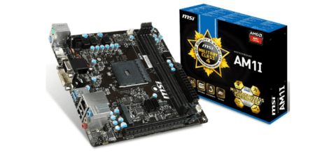 MOTHERBOARD MSI AM1I
