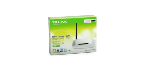 ROUTER WIRELESS TP-LINK TL-WR741ND