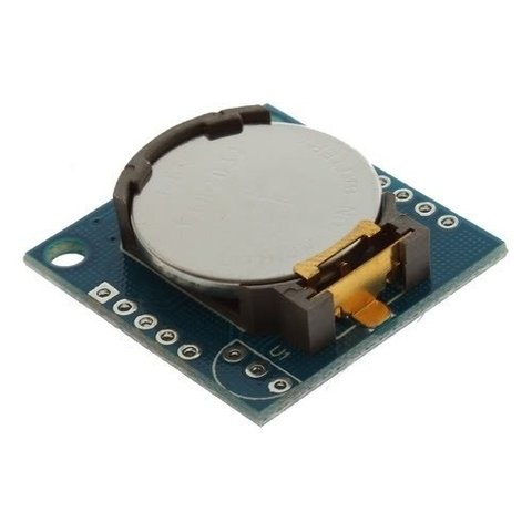 Real Time Clock - Módulo Ds1307/at24c32 - Arduino Pic Avr