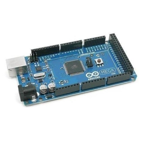 Arduino Mega 2560/rev3 R3 16au + Cabo Usb + Ebook