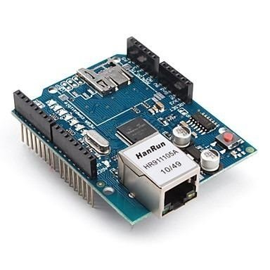 Ethernet Shield W5100 R3 - Arduino Com Slot Sd Card