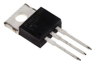 CI (Circuito Integrado) LM1117 T -3V3 - TO220