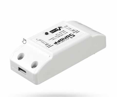 Sonoff Interruptor Wifi Automação Residencial iPhone/Android Wi-fi - comprar online