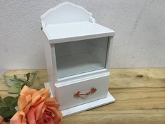 Lavabo Decor Branco e Rose Gold na internet