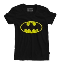 Camiseta Baby Look - Batman Logo