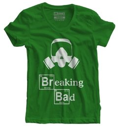 Camiseta Baby Look Breaking Bad