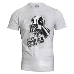 Camiseta Masculina Star Wars Darth Vader Empire Needs You