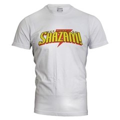 Camiseta masculina The Power of Shazam