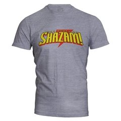 Camiseta masculina The Power of Shazam - comprar online