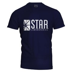 Camiseta masculina Star Labs The Flash - comprar online