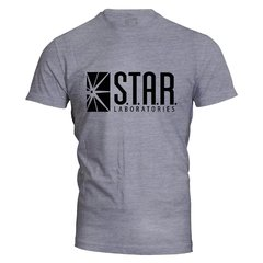 Camiseta masculina Star Labs The Flash