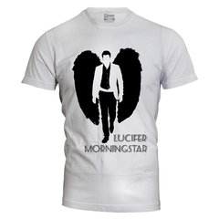 Camiseta masculina Lucifer MorningStar