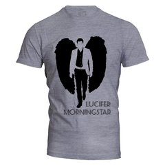 Camiseta masculina Lucifer MorningStar - comprar online