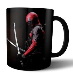 Caneca de porcelana Deadpool