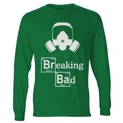 Camisa Manga Longa Breaking Bad