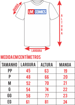 Camiseta Dragon Ball - Goku - Kame Sennin na internet
