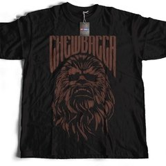 Camiseta Masculina Chewbacca Star Wars