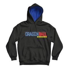 Casaco de moletom Dragon Ball logo