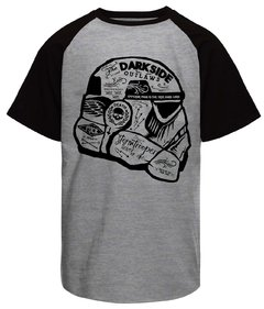 Camiseta raglan Star Wars Storm Trooper Darkside Outlaw - comprar online