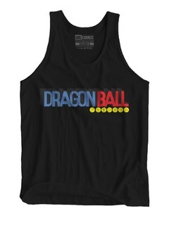 Regata masculina Dragon Ball logo