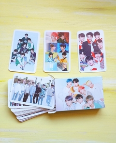 Postales de los chicos de Bangtan 55 mm x 86 mm (PC cards)