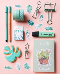 Stickers Mint Diary