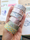 Washi serie FOIL 15 mm * 5 m Ledai