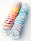 Washi lisa Pastel 8 mm * 8 m Twilight