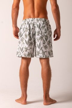 Beach short Palm tree - comprar online