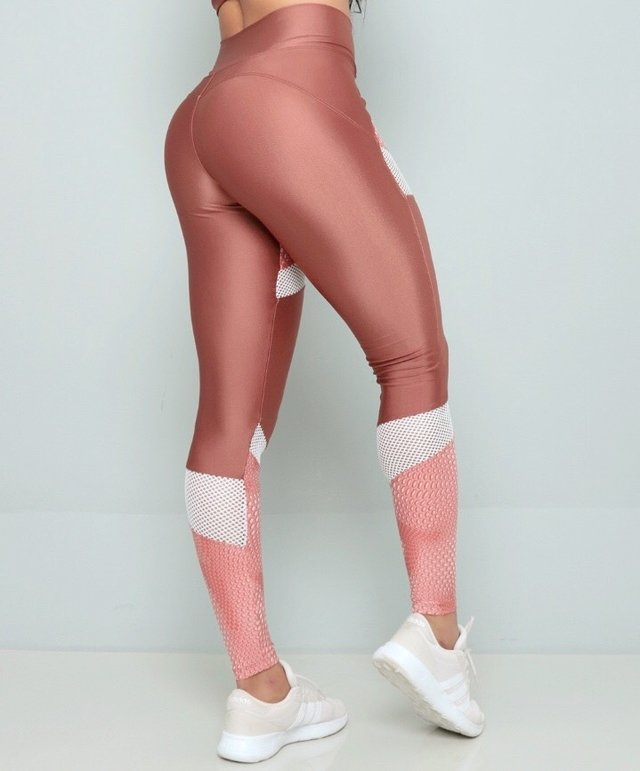 Legging Diamante bronze - comprar online