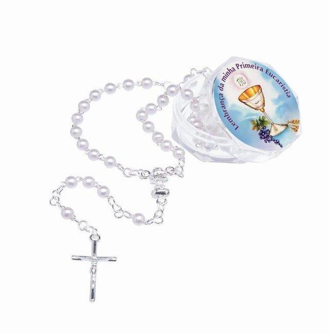 Terco Lembranca Minha Primeira Eucaristia