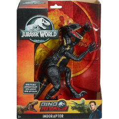 INDORAPTOR - JURASSIC WORLD - MATTEL