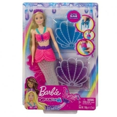 BARBIE FAN SEREIA  - DREAM TOPIA SLIME