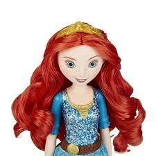 BONECA MERIDA ROYAL SHIMMER- HASBRO na internet