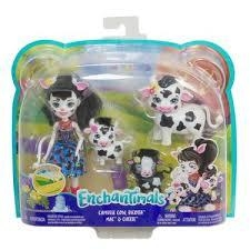 ENCHANTIMALS FAMILIA SORTIDA - MATTEL na internet