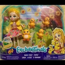 ENCHANTIMALS FAMILIA SORTIDA - MATTEL