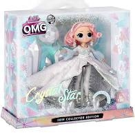 LOL SURPRISE OMG COLLECTOR EDITION CRYSTAL STAR