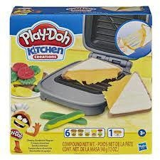 PLAY-DOH - KITCHEN CREATIONS - SANDUICHE DE QUEIJO - HASBRO