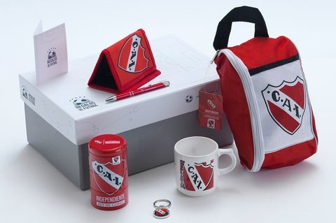 Regalo de Independiente|Billetera|Bolígrafo|Bolso|Llavero|Taza