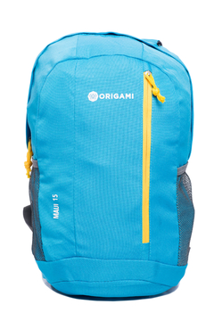 City Bagpack blue / yellow