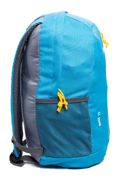 City Bagpack blue / yellow - comprar online